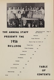 Page 5, 1956 Edition, Primghar High School - Bulldog Yearbook (Primghar, IA) online yearbook collection