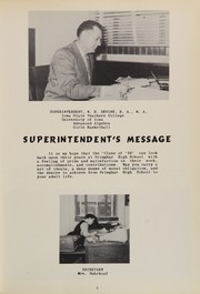 Page 9, 1956 Edition, Primghar High School - Bulldog Yearbook (Primghar, IA) online yearbook collection