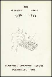 Page 5, 1959 Edition, Plainfield High School - Treasure Chest Yearbook (Plainfield, IA) online yearbook collection