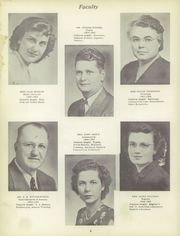 Page 10, 1950 Edition, Dow City High School - Greyhound Yearbook (Dow City, IA) online yearbook collection