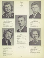 Page 13, 1950 Edition, Dow City High School - Greyhound Yearbook (Dow City, IA) online yearbook collection