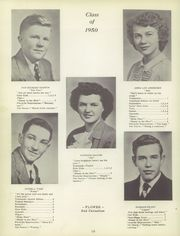 Page 14, 1950 Edition, Dow City High School - Greyhound Yearbook (Dow City, IA) online yearbook collection