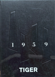 Page 1, 1959 Edition, Armstrong High School - Tiger Yearbook (Armstrong, IA) online yearbook collection