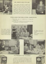 Page 10, 1954 Edition, Altoona High School - Roundup Yearbook (Altoona, IA) online yearbook collection