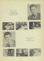 Page 11, 1954 Edition, Altoona High School - Roundup Yearbook (Altoona, IA) online yearbook collection