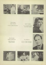 Page 14, 1954 Edition, Altoona High School - Roundup Yearbook (Altoona, IA) online yearbook collection