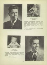 Page 16, 1954 Edition, Altoona High School - Roundup Yearbook (Altoona, IA) online yearbook collection