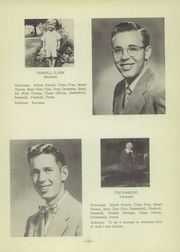 Page 17, 1954 Edition, Altoona High School - Roundup Yearbook (Altoona, IA) online yearbook collection