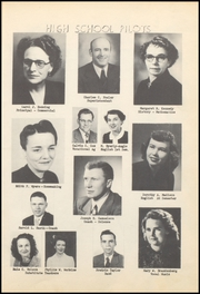 Page 13, 1951 Edition, Bayard High School - Red Arrow Yearbook (Bayard, IA) online yearbook collection