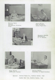 Page 13, 1959 Edition, Bayard High School - Red Arrow Yearbook (Bayard, IA) online yearbook collection