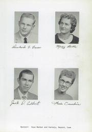 Page 15, 1959 Edition, Bayard High School - Red Arrow Yearbook (Bayard, IA) online yearbook collection