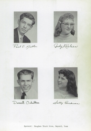 Page 17, 1959 Edition, Bayard High School - Red Arrow Yearbook (Bayard, IA) online yearbook collection
