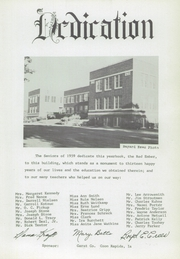 Page 7, 1959 Edition, Bayard High School - Red Arrow Yearbook (Bayard, IA) online yearbook collection