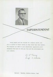Page 9, 1959 Edition, Bayard High School - Red Arrow Yearbook (Bayard, IA) online yearbook collection