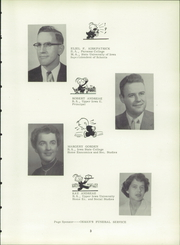 Page 13, 1956 Edition, Klemme High School - Shamrock Yearbook (Klemme, IA) online yearbook collection