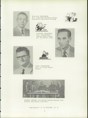 Page 17, 1956 Edition, Klemme High School - Shamrock Yearbook (Klemme, IA) online yearbook collection