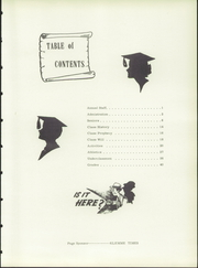 Page 7, 1956 Edition, Klemme High School - Shamrock Yearbook (Klemme, IA) online yearbook collection