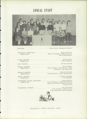Page 9, 1956 Edition, Klemme High School - Shamrock Yearbook (Klemme, IA) online yearbook collection