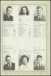 Page 17, 1949 Edition, Scranton High School - Trojan Yearbook (Scranton, IA) online yearbook collection