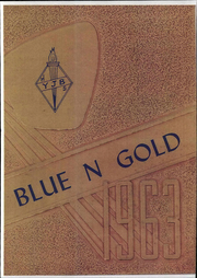 1963 Edition, Yale Jamaica Bagley High School - Blue and Gold Yearbook (Jamaica, IA)