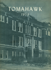 1953 Edition, Shellsburg High School - Tomahawk Yearbook (Shellsburg, IA)
