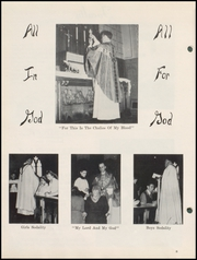 Page 16, 1951 Edition, Notre Dame High School - Crusader Memories Yearbook (Cresco, IA) online yearbook collection