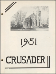 Page 5, 1951 Edition, Notre Dame High School - Crusader Memories Yearbook (Cresco, IA) online yearbook collection