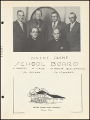 Page 17, 1953 Edition, Notre Dame High School - Crusader Memories Yearbook (Cresco, IA) online yearbook collection