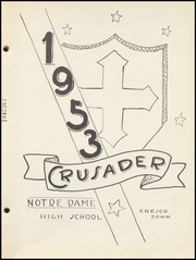 Page 5, 1953 Edition, Notre Dame High School - Crusader Memories Yearbook (Cresco, IA) online yearbook collection