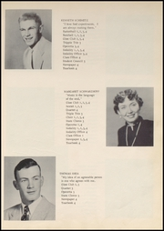 Page 17, 1955 Edition, Notre Dame High School - Crusader Memories Yearbook (Cresco, IA) online yearbook collection