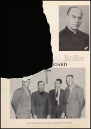 Page 8, 1955 Edition, Notre Dame High School - Crusader Memories Yearbook (Cresco, IA) online yearbook collection