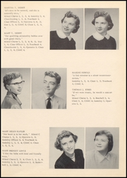 Page 17, 1956 Edition, Notre Dame High School - Crusader Memories Yearbook (Cresco, IA) online yearbook collection