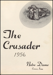 Page 5, 1956 Edition, Notre Dame High School - Crusader Memories Yearbook (Cresco, IA) online yearbook collection