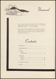 Page 8, 1956 Edition, Notre Dame High School - Crusader Memories Yearbook (Cresco, IA) online yearbook collection