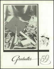 Page 10, 1957 Edition, Blakesburg High School - Bygones Yearbook (Blakesburg, IA) online yearbook collection