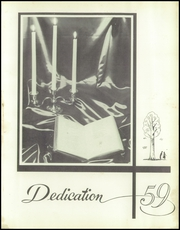 Page 5, 1957 Edition, Blakesburg High School - Bygones Yearbook (Blakesburg, IA) online yearbook collection