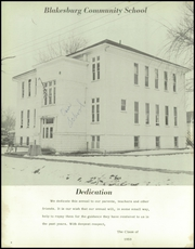 Page 6, 1957 Edition, Blakesburg High School - Bygones Yearbook (Blakesburg, IA) online yearbook collection