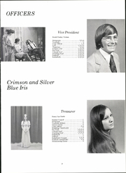 Page 11, 1973 Edition, Morning Sun High School - Tiger Yearbook (Morning Sun, IA) online yearbook collection
