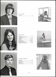Page 16, 1973 Edition, Morning Sun High School - Tiger Yearbook (Morning Sun, IA) online yearbook collection