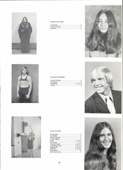 Page 17, 1973 Edition, Morning Sun High School - Tiger Yearbook (Morning Sun, IA) online yearbook collection