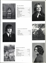 Page 15, 1974 Edition, Morning Sun High School - Tiger Yearbook (Morning Sun, IA) online yearbook collection