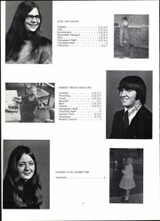 Page 16, 1974 Edition, Morning Sun High School - Tiger Yearbook (Morning Sun, IA) online yearbook collection