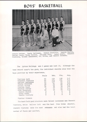 Page 58, 1960 Edition, Lytton Community High School - Bark Yearbook (Lytton, IA) online yearbook collection