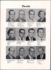 Page 12, 1961 Edition, Boone Valley High School - B Line Yearbook (Renwick, IA) online yearbook collection