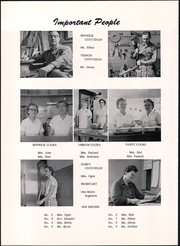 Page 14, 1961 Edition, Boone Valley High School - B Line Yearbook (Renwick, IA) online yearbook collection