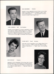 Page 16, 1961 Edition, Boone Valley High School - B Line Yearbook (Renwick, IA) online yearbook collection