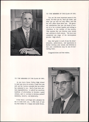 Page 8, 1961 Edition, Boone Valley High School - B Line Yearbook (Renwick, IA) online yearbook collection