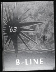 Page 1, 1963 Edition, Boone Valley High School - B Line Yearbook (Renwick, IA) online yearbook collection