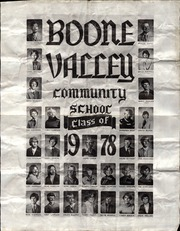 Page 10, 1963 Edition, Boone Valley High School - B Line Yearbook (Renwick, IA) online yearbook collection