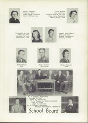 Page 11, 1954 Edition, Diagonal High School - Au Revoir Yearbook (Diagonal, IA) online yearbook collection